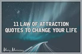 Law Of Attraction Quotes Magnificent 48 Spiritual Law Of Attraction Quotes To Transform Your Life Mary