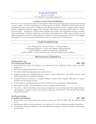 Manual Test Engineer Sample Resume Resume Cv Cover Letter