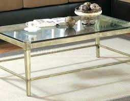 gold glass coffee table set metal and medium size of tables top