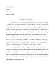 Hlt 205 Disparity Analysis Chart And Essay Docx Benchmark