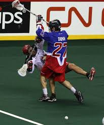 Calgary Roughnecks win against the Toronto Rock with a score of 19-13.