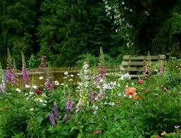 cottage garden design. Modren Design In Cottage Garden Design