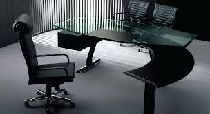 contemporary glass office desk. Modern Glass Office Desk Executive Amazing Desks From Southern Furniture Pertaining To Glacier Home . Contemporary