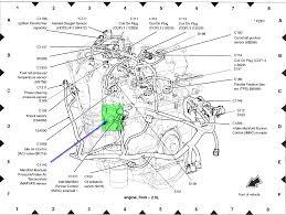 st focus knock sensor diagram wiring diagram info