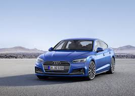 Audi A5 is third model to run on natural gas, for Europe only