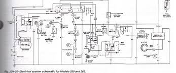 john deere wiring diagram schematics and wiring diagrams x300 starting pto problem page 2 john deere lawn mower wiring diagram