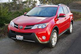 Review: 2014 Toyota RAV4 Limited AWD | Car Reviews and news at ...