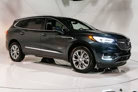 2018 gmc enclave. fine 2018 2018 buick enclave avenir first look redesigned flagship crossover is ready for gmc enclave