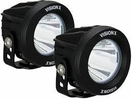 vision x optimus round led lights