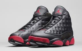 jordan retro 13. air jordan 13 \u2013 black / gym red retro h