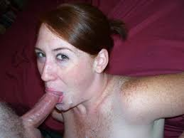 Pale Amateur Pregnant Busty Redhead Girlfriend with Big Naturals.