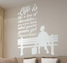 Life Quote Wall Stickers