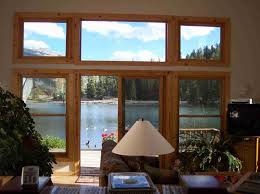 Large Living Room Window Treatment Best Window Treatments For Large Windows Ideas Home Interiors
