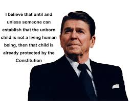 Ronald Reagan I Believe That Until And Unless Someone Can