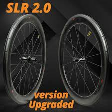 <b>SLR</b> 700c Chinese <b>carbon road</b> bike clincher <b>carbon</b> wheels with ...