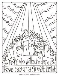 As i have loved you, that ye also love one another. Bible Story Coloring Pages Winter 2019 2020 Illustrated Ministry
