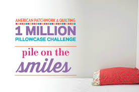 APQ -1 Million Pillowcase Challenge - Homepage & Pile on the smiles animation or pillows stacking Adamdwight.com