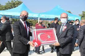KKTC Cumhurbaşkanı Tatar: Kıbrıs Türkü oyunlara gelmeyecektir (2)