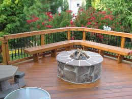 wood deck with fire pit lovely surprising outdoor deck fireplaces gallery best inspiration home