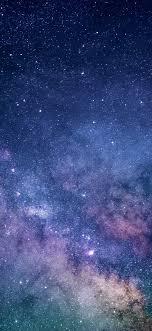 Galaxy Stars Wallpaper Iphone X
