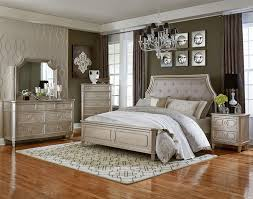 Attractive Create A Sophisticated Bedroom With This Collection. The Rich Bourbon Brown  Or Glam Silver Finish, Canted Corners And Square Turned Feet Give It A  Classic ...