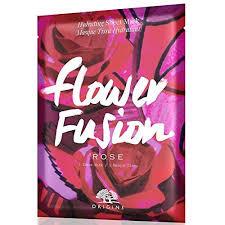 Amazon.com : <b>Origins Flower Fusion Rose</b> Hydrating Sheet Mask ...