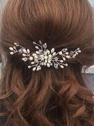 wedding hair vine cheshire