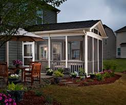 Screened In Porch Design how to choose between a screened in porch 3season room sunroom 8519 by uwakikaiketsu.us
