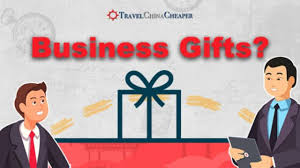 china business guide gifts for china business partners