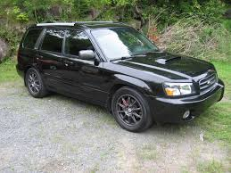 subaru forester 2005 black. Perfect Subaru Subaru Forester Black 2 On 2005 Black O