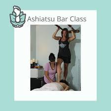 Massage18 Argyll Scotland Uk Ashiatsu Bar Massage Training Class 6 23