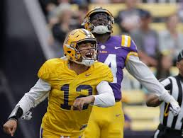 Lsu Footballs Post Spring Depth Chart Offense Archive