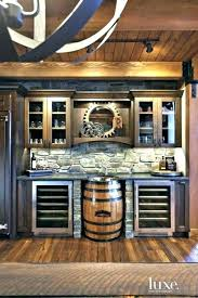 Basement Bar Design Ideas Interesting Seemly Rustic Basement Ideas Profire