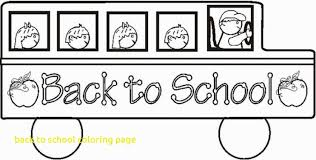 back to school coloring page back to school coloring page with coloring back school 13358 free