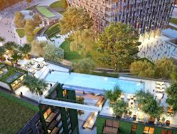 sky pool, world's first sky pool, Sean Mulryan, Ballymore, Arup Associates,