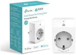 TP-Link KP115 Kasa Smart Wi-Fi Plug Slim Energy Monitoring купить