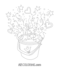 Bucket Filler Coloring Page - Coloring Home