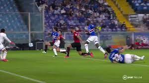 مشاهدة ملخص مباراة سامبدوريا 0-1 ميلان بتاريخ 2021-08-24 الدوري الايطالي -  الشامل الرياضي