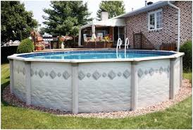 Rectangle above ground pool sizes Oval Pool Stage 3 Finish Liverpool Pool And Spa How To Build An Above Ground Pool With Lps Liverpool Pool And Spa