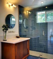 mid century modern bathroom tile. Mid-Century Modern Bathroom Ideas-13-1 Kindesign Mid Century Tile T