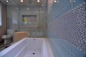 Blue Tiled Bathrooms Design500400 Bathroom Accent Tiles Houzz 88 Similar Designs