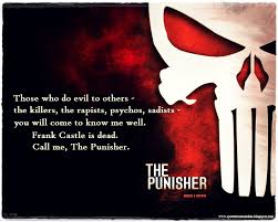 Punisher Quotes Awesome Quote To Remember THE PUNISHER [48]
