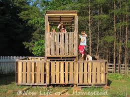The Pallet Fort Pallet For