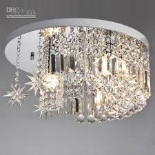 2018 modern crystal star moon bedroom ceiling lamp lviing room luxury chandeliers study room restaurant ceiling lighting fixtures from ouovo