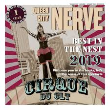 Distinctive Designs By Janelle Queen City Nerve Vol 2_issue 1 By Queen City Nerve Issuu