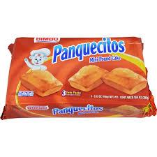Bimbo Panquecitos Mini Pound Cake Twin Packs 106 Oz From