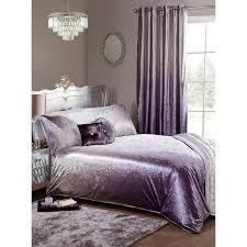 330090 330091 ombre velvet bedding mauve