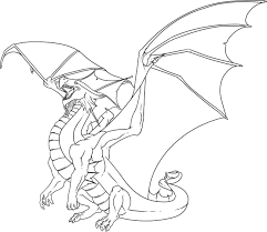 Coloring Books Dragon To Color On Concept Animal Coloring