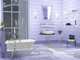 art deco bathroom. Art Deco Bathroom H