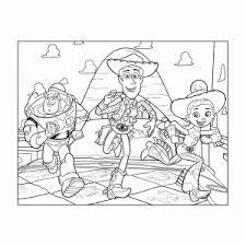 Toy Story Kleurplaat Printen We Hebben Er Meer Dan 80 Leuk Voor